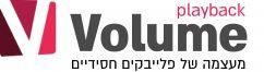 לוגו - volume